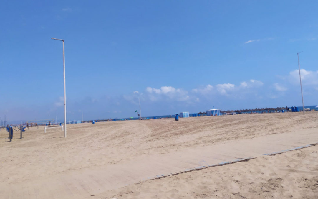 playas con niños