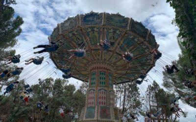 Parque de atracciones de Madrid. El mejor plan para ir con niños y en familia