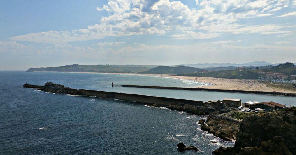 playas de cantabria para ir con niños