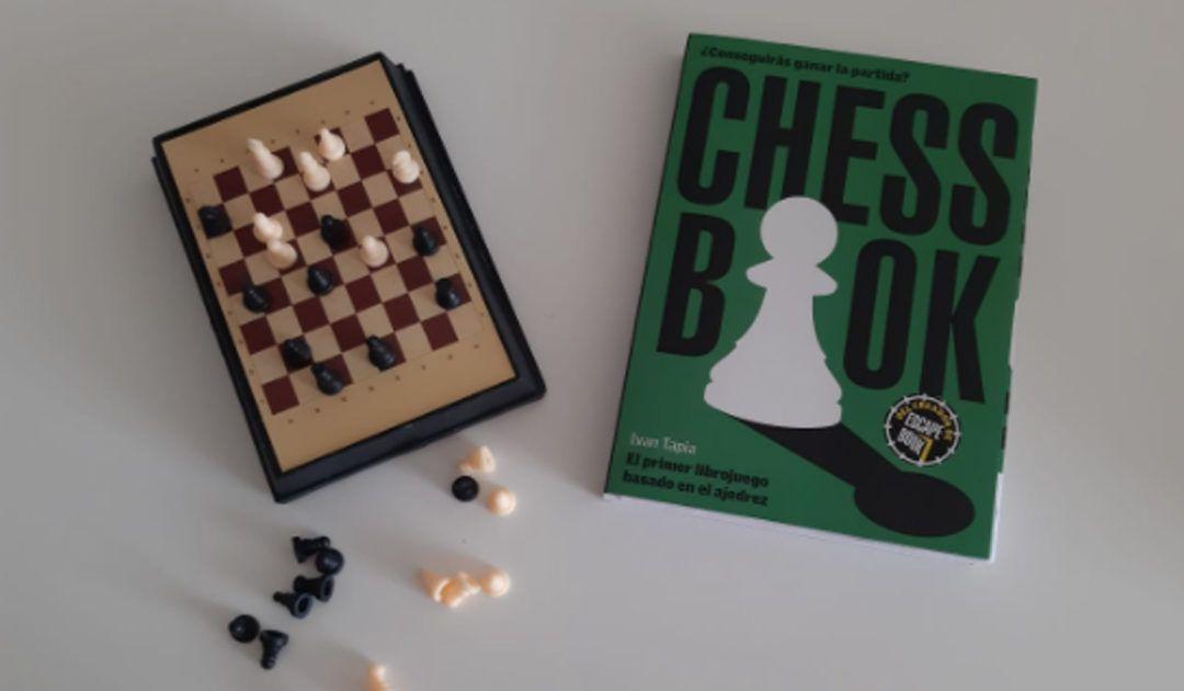 'Chess Book'. El primer librojuego basado en el ajedrez