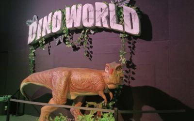 Dinoworld. Un mágico viaje al periodo jurásico de los dinosaurios