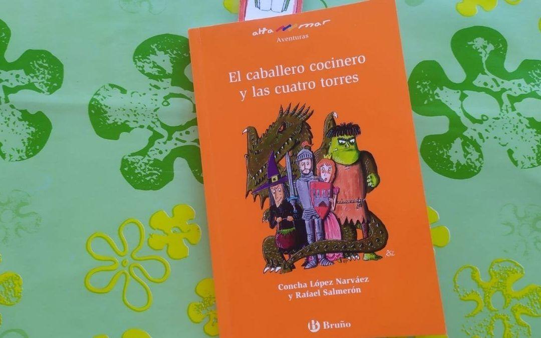 'El caballero cocinero y las  cuatro torres', un cuento para niños que rompe con las historias de siempre