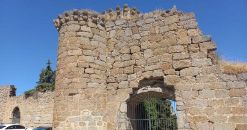 castillo de bonilla