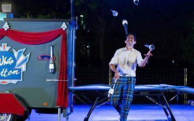 Festival Internacional de Circo en Ávila. Cita ideal para niños