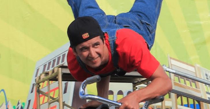 Festival Internacional de Circo en Ávila para niños