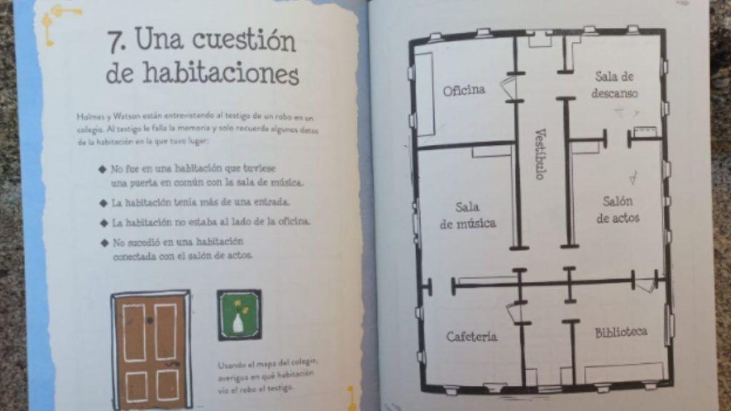 juegos y enigmas para niños