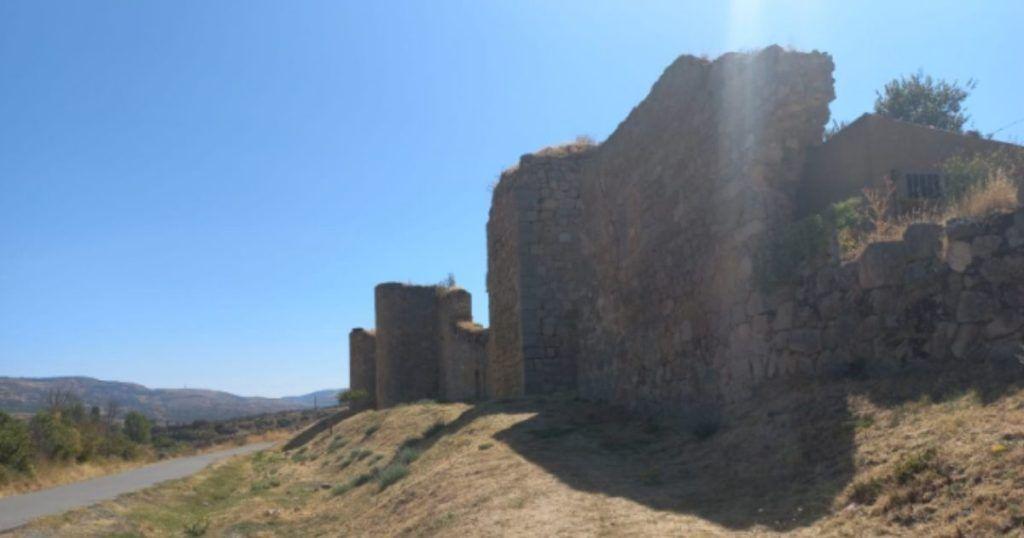 muralla de bonilla de la sierra