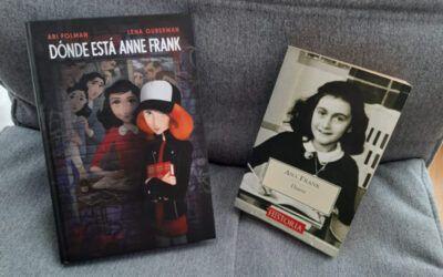 '¿Donde está Anne Frank?', ficción con rigor para niños sobre el Holocausto