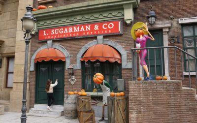 Halloween terroríficamente divertido en Parque Warner de Madrid